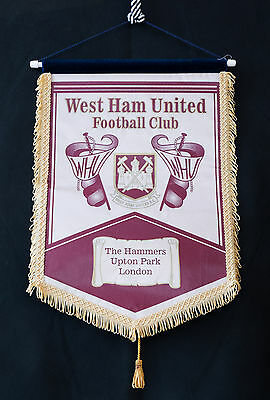 Official pennant West Ham United London England