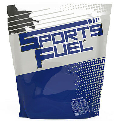 SPORTS FUEL PREMIUM WHEY PROTEIN POWDER SHAKE DRINK 1KG (Strawberry)