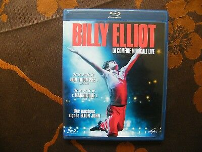 Blu-Ray BILLY ELLIOT - La Comédie Musicale / Universal Pictures  (2014)