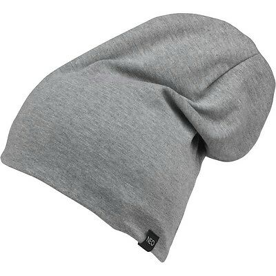 Adidas Neo Mens Slouch Beanie Hat Grey (Osfm) *bnwt & Fast Delivery*