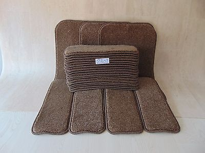 Open Plan Stair Pads treads 50 cm x 20 cm 22 off and a Mat 76 cm x 46 cm 2502-1