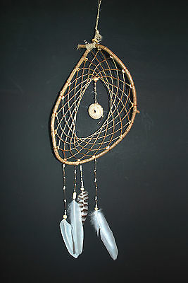 Dreamcatcher #1168 Ancient Roman Spindle Whorl- Native American Indian Tribal