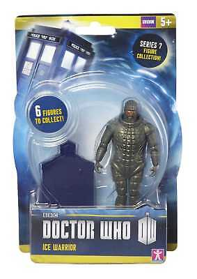 "Brand New Dr Doctor Who Ice Warrior Action Figure 3.75"" Ages 5 Years+"