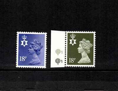 GB MACHINS NI QUESTA 2 DIFFERENT 18p (MNH) #A0485