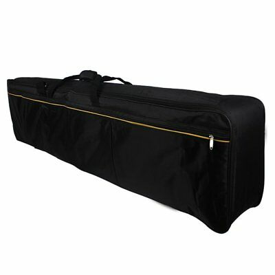 Portable 88 Key Keyboard Electric Piano Organ Padded Case Gig Bag Oxford Cloth