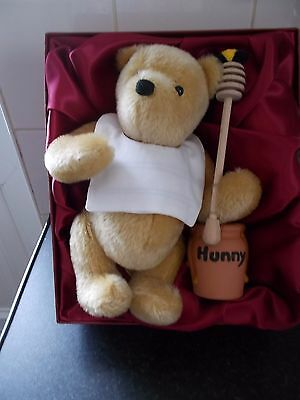 Deans Rag Book Musical Rumbly In My Tumbly Winnie The Pooh Exclusive Boxed
