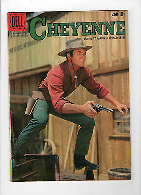 Cheyenne #11 (May-Jul 1959, Dell) - Good+
