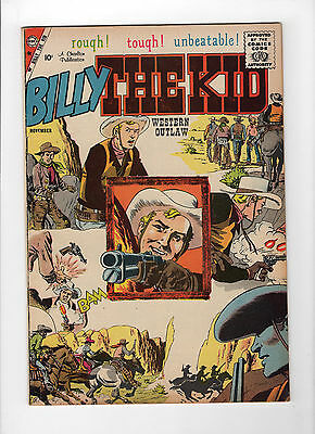 Billy the Kid #19 (Nov 1959, Charlton) - Good+