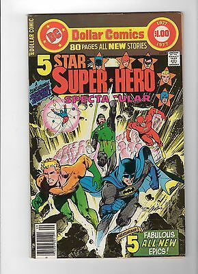 DC Special Series #1 - 5 Star Super*Hero Spectacular (Sep 1977, DC) - Very Fine