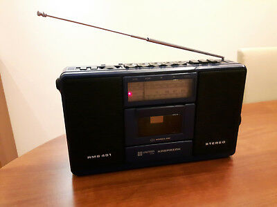 Radio cassette player UNITRA RMS451