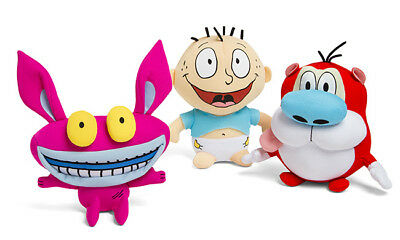 Buy 1 Get 1 50% OFF Just Play Nickelodeon Plush