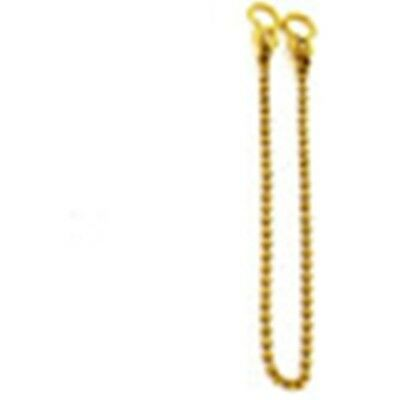 Securit S6846 Bath Chain Ball Brass 450mm Pack Of 1 New