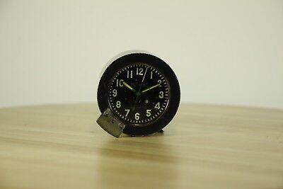 Good! 117-ChS Clock for the Soviet tanks MADE in USSR AChS, Aircraft, MIG, RARE!