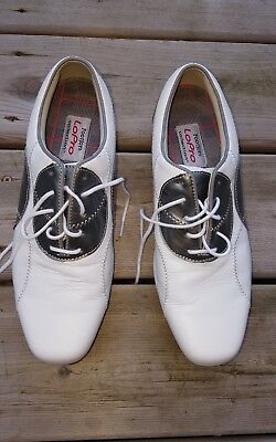 FootJoy lopro collection women size 7.5  golf shoes