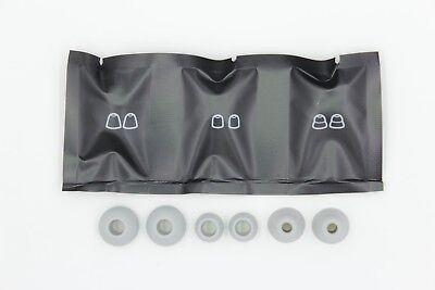 Original OEM Replacement Earbuds for Powerbeats 2 or 3 Wireless Ear Tips Gray