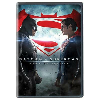 Batman v vs Superman: Dawn of Justice (DVD, 2016, 2-Disc Set)