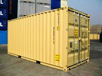 New One Trip 20' Container