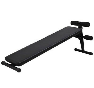 Soozier B1-0028 Folding Portable Pro Decline Sit up Bench Fitness Ab Adjustable