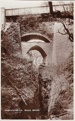 The Bridges, DEVIL'S BRIDGE, Cardiganshire RP