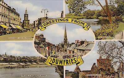Multiview, DUMFRIES, Dumfriesshire