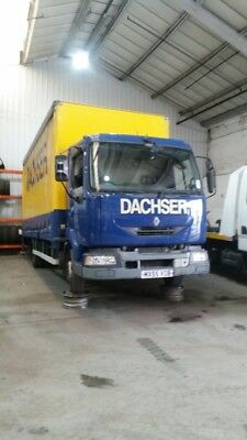 Renault Midlum 180Dci,complete Cab,axles, Breaking All Spares Available