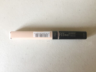 MAYBELLINE Fit Me Concealer in 15 FAIR | FREE POSTAGE!