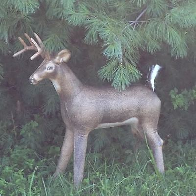 Inflatable Buck Deer Decoy Bag Included - Tag Your Buck Today!