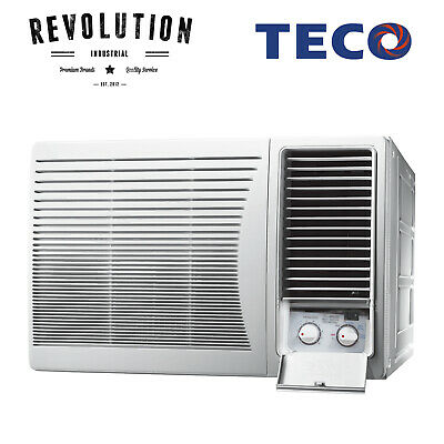 Teco 1.62kW Cool Only Mechanical Controls Window / Wall Air Conditioner