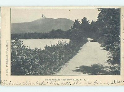 Divided-Back POSTCARD FROM Chocorua New Hampshire NH HM6616