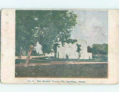 Divided-Back POSTCARD FROM St. Paul Minnesota MN HM7173