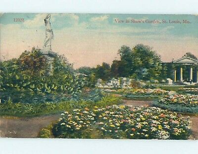 Divided-Back POSTCARD FROM St. Louis Missouri MO HM7539