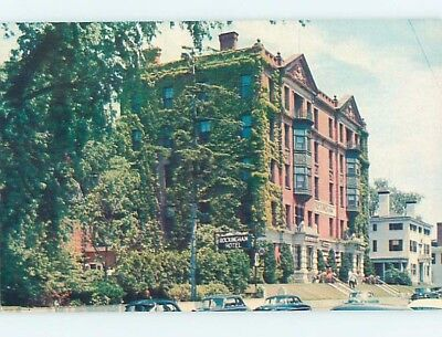 Pre-1980 ROCKINGHAM HOTEL Portsmouth New Hampshire NH HQ2474
