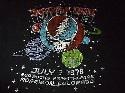 Grateful Dead Reprint Shirt ( Used Size L ) Very Good Condition!!!