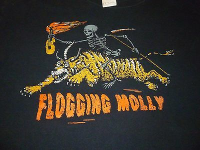 Flogging Molly Shirt ( Used Size L ) Good Condition!!!