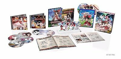 Touhou Genso Wanderer - Limited Collectors Edition (PS4) *NEW AND SEALED*