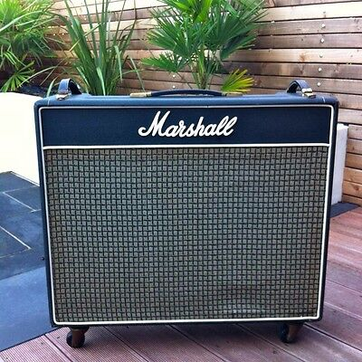 1972 Marshall Artiste vintage 50w Combo 2040 may P/X For Les Paul CS Strat Tele