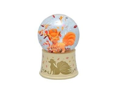 Pokemon Center Original Snow Globe Vulpix (Rokon) 1021-232621  PRE ORDER