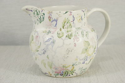"""James Kent Rochelle Ware 5"""" Jug or Pitcher 1913-21 Shabby Chic  VGC"""