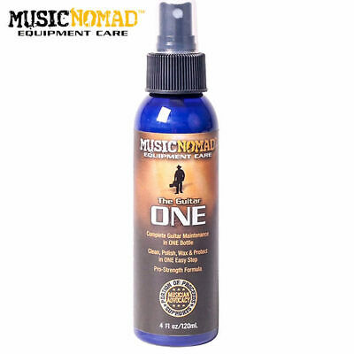 Music Nomad The Guitar One NM103 All in 1 Guitar Cleaner Polish Wax