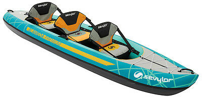 Sevylor Alameda Premium 2 +1 Inflatable Kayak