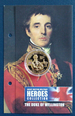 Great British Military Heroes Collection / The Duke of Wellington / COA
