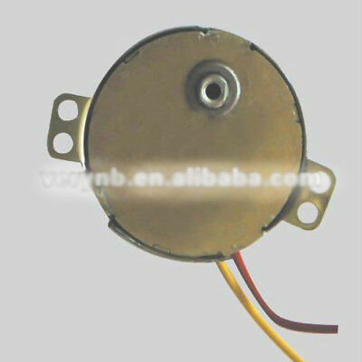WANGBO 49TDY 220/240V-50/60Hz CLAW-POLE TYPE PERMANENT MAGNETIC SYNCRONOUS MOTOR