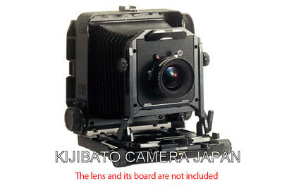 """TOYO FIELD 45AII L 4x5"""" large format camera NEW! JAPAN OFFICIAL!!"""