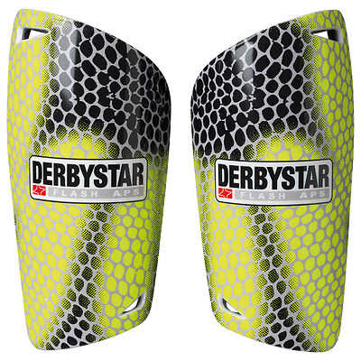 DERBYSTAR Flash APS shin pad Shin Protector Unisex New
