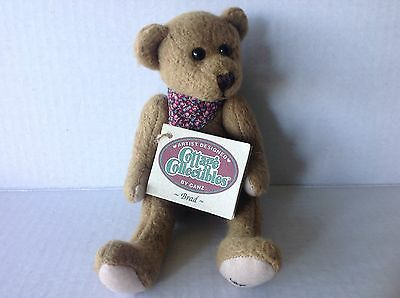 Ganz Cottage Collectibles Bear Brad CC508 with tag