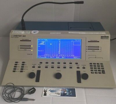 Madsen Electronics Orbiter 922 Clinical Audiometer  MO 932