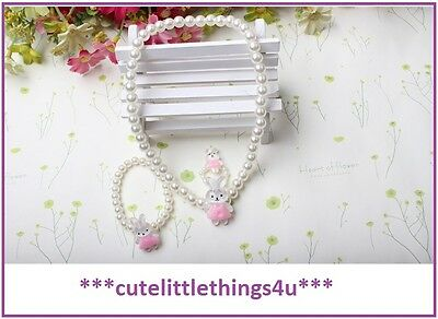 Girls Kids 3 Piece Jewellery Set ***4 Designs To Choose From***