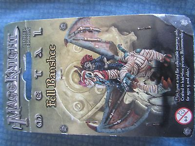 Mage Knights Figurine Limited Edition Metal -  Fell Banshee 40 #103