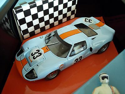 Fly Gulf GT40 - Brian Redman Spa 1968 - Brand New in Box