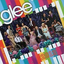 Glee Official 2012 Calendar *brand New/sealed**free Postage*